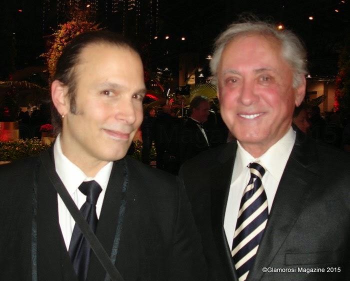 A.D. Amorosi and Gene London