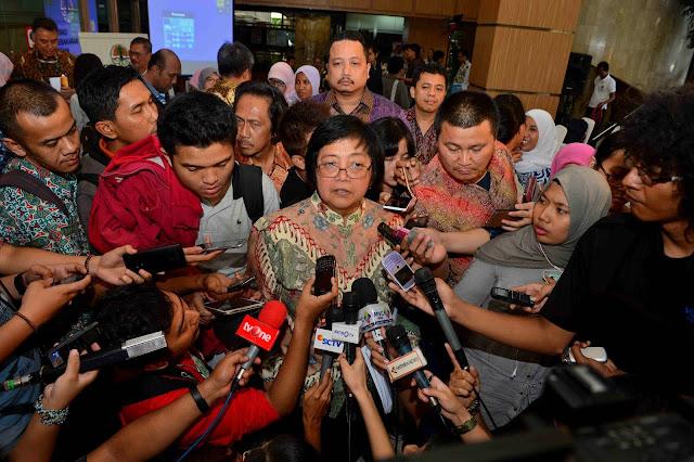 Menteri Lingkungan Hidup dan Kehutanan Disebut-sebut Bakal Diganti