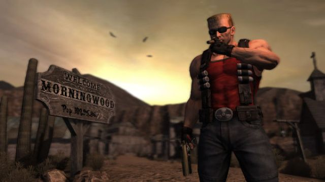 Duke Nukem Forever PC Games Screenshots