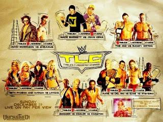 Ver RAW, SMACKDOWN, NXT, WWE TLC 2010, WWE, TNA, UCF, Online en vivo y en directo por Internet.