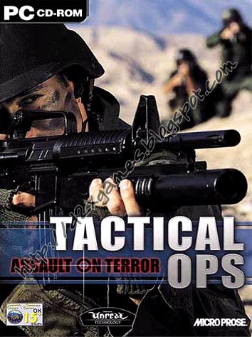 Free Download Games - Tactical Ops Assault On Terror