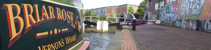 Narrowboat Briar Rose