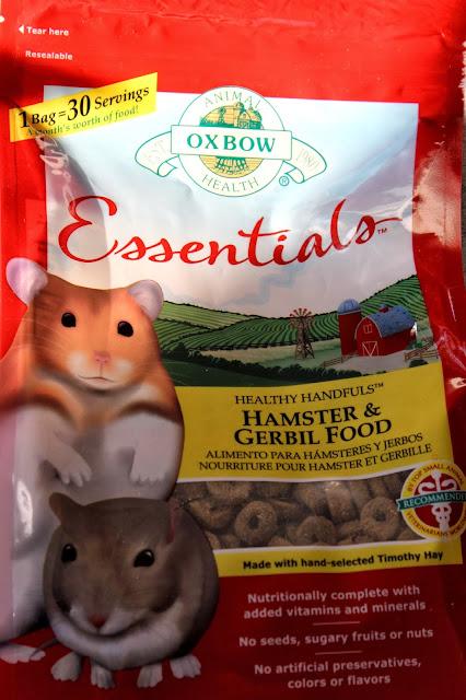 Oxbow Hamster Food