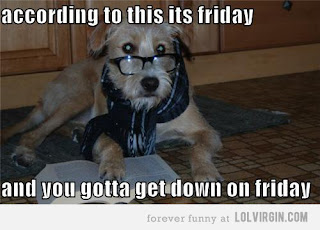 Image: It's Friday Image
