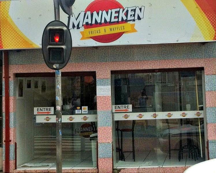 Manneken Fritas e Waffles: Fachada (foto: Divulgação)