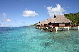 Tempat Bulan Madu Terbaik dan Terpopuler di Dunia - Tahiti