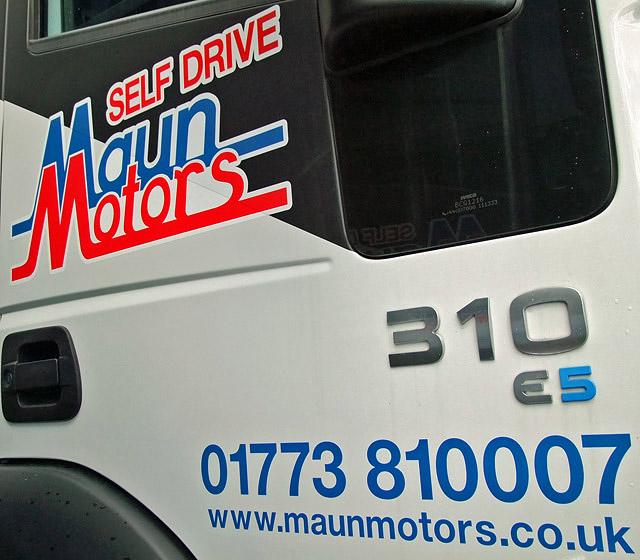 Cole Hire Self Drive Vans: Maun Motors Self Drive Hire
