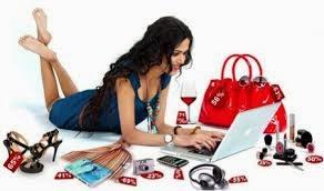 Keuntungan Belanja Online