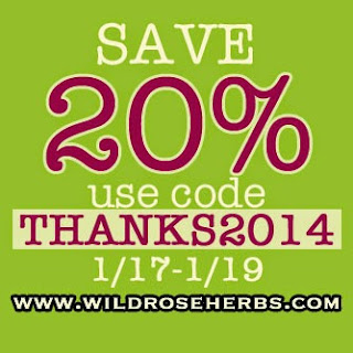 Wild Rose's Thank You Sale!