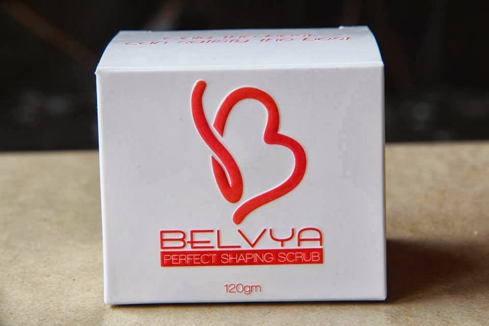 BELVYA PSS (Perfect Shaping Scrub)