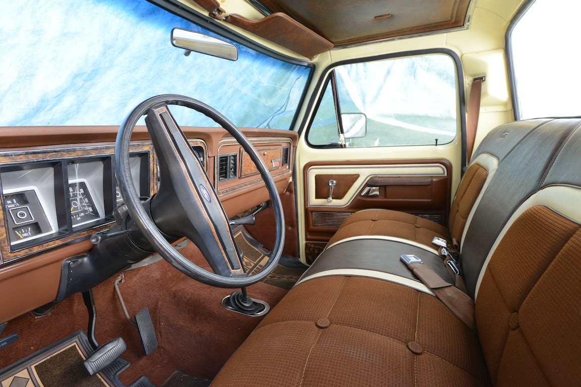 All American Classic Cars 1978 Ford F 250 Ranger Camper Special 1964 F250 Pickup Truck