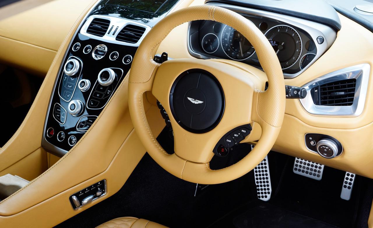2013 Aston Martin Vanquish Price $279,995   Hotcarupdate