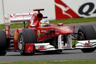 Spanish Formula 1
