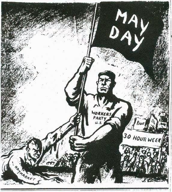 L'histoire du 1er mai ; Journée internationale des travailleurs
