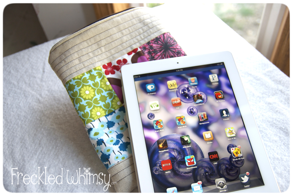 how to turn picture around on ipad