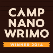 2014 Camp NaNoWriMo Winner