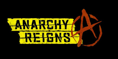 Anarchy Reigns Logo - We Know Gamers