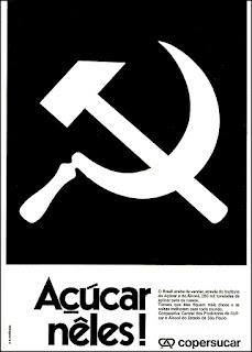 Copersucar, 1972; os anos 70; propaganda na década de 70; Brazil in the 70s, história anos 70; Oswaldo Hernandez;