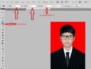 Cara Membuat Pas Photo Menggunakan Adobe Photoshop