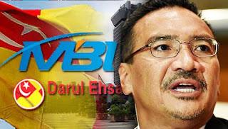 Siasat isu DEIG sama seperti 1MDB – Hishamuddin