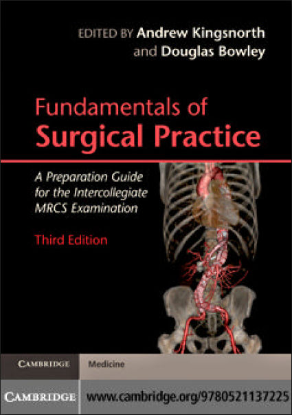 Fundamentals of Surgical Practice A Preparation Guide for the Intercollegiate MRCS Examination