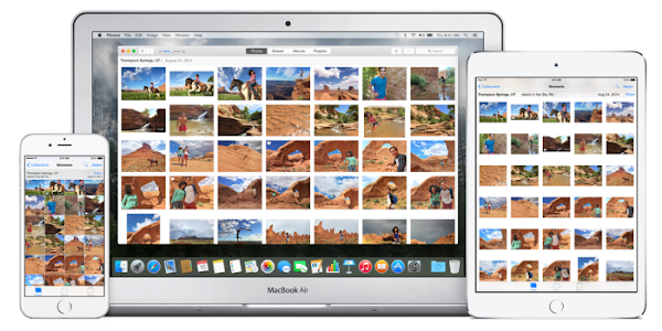 Apple OS X 10.10.3 with all-new Photos app