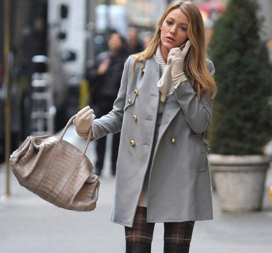 Gossip Girl Winter Fashion Tumblr