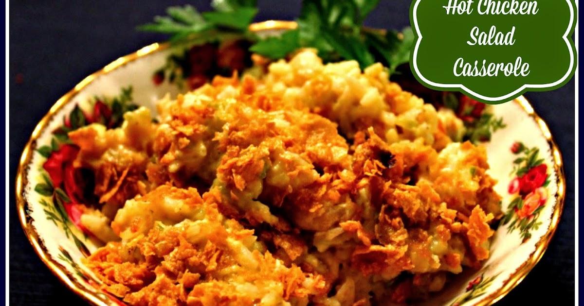 recipe: best hot chicken salad recipe [11]