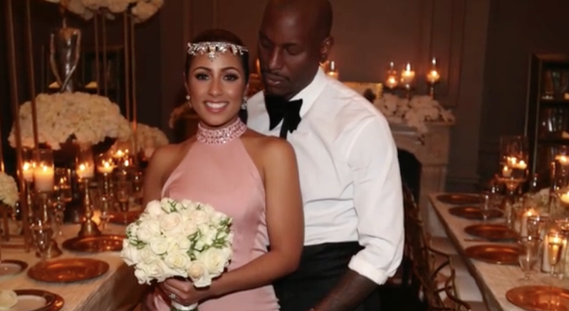 Who is tyrese dating
