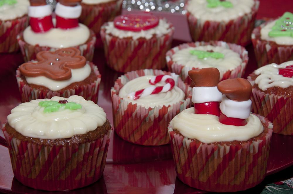 Cupcakes de zanahoria catcakes reposter a creativa - Ingredientes reposteria creativa ...