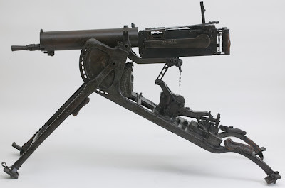 ww1 machine guns facts