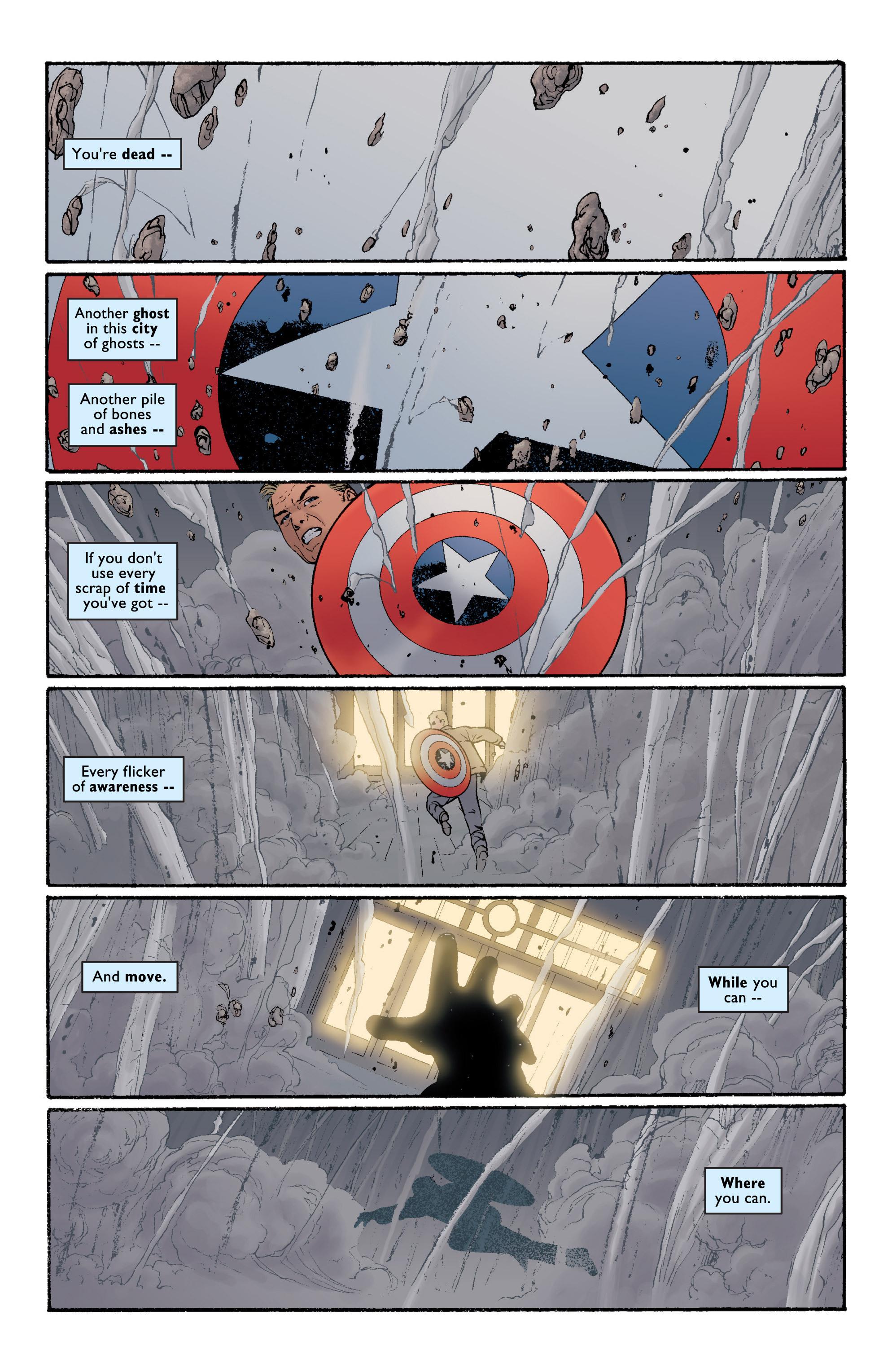 Captain America (2002) Issue #6 #7 - English 3