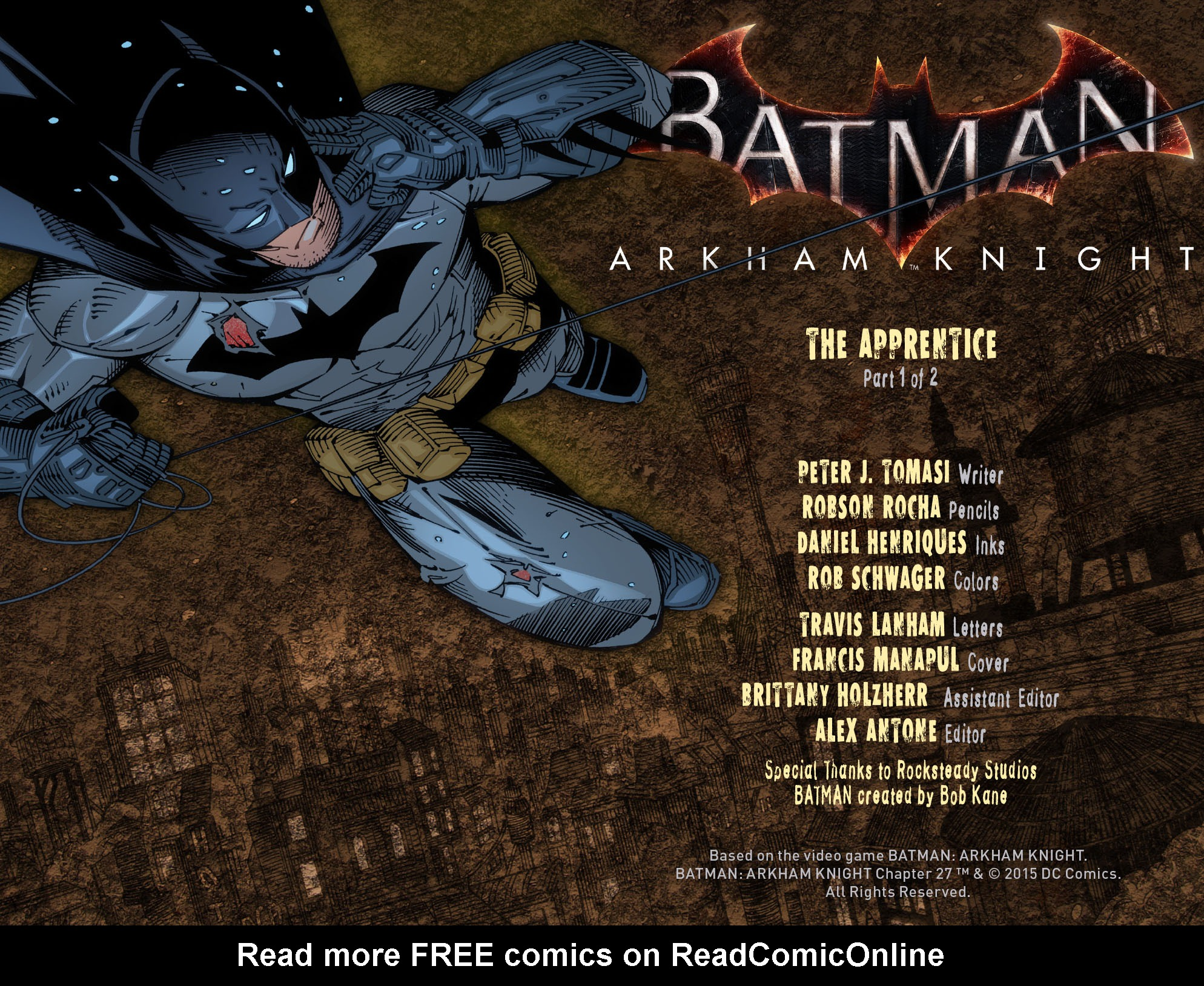 Batman: Arkham Knight [I] Issue #27 #29 - English 2