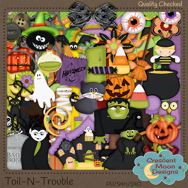 Toil n Trouble Preview Image