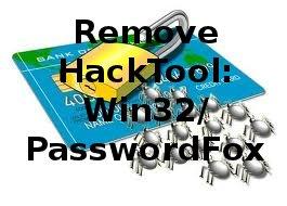 entfernen HackTool:Win32/PasswordFox