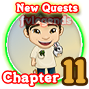 FarmVille Jade Falls Chapter 11 (XI) Quest Icon