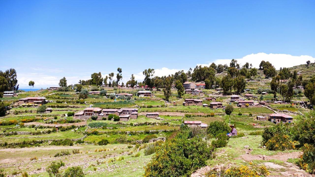 Titicacasee und Taquilen Tour auf der Panamericana im eigenen 4x4