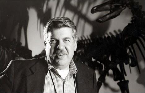 foto del divulgador científico Stephen Jay Gould