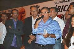 Dr.Lomes( Presidente do Grupo Lomes de Radiodifusão)