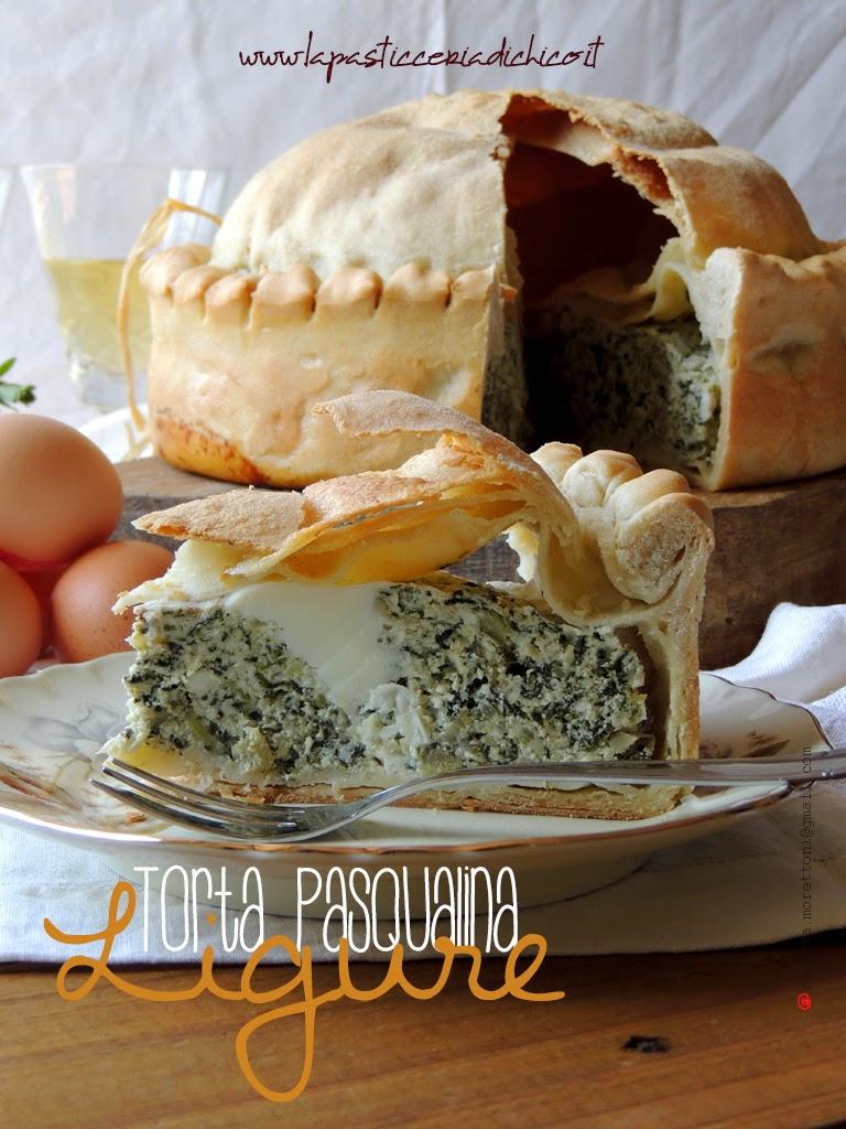 torta pasqualina ligure