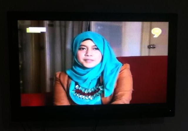 Featured In | Safiyya TV9 April 2012