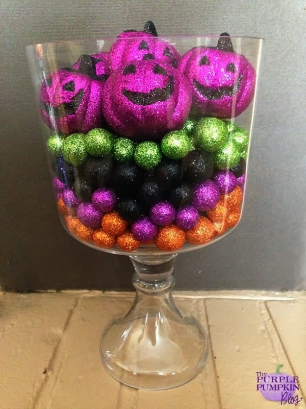 #Halloween Decoration Jars [Crafty October - Create]