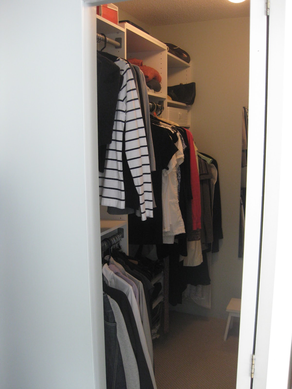 Van Breugel Design Martha Stewart Closet Organizer Review