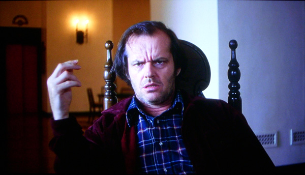 The Rain Falls Down on Portlandtown: THE SHINING: SEE, IT