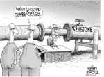 Obama Blocks Keystone Pipeline and jobs, failure as president