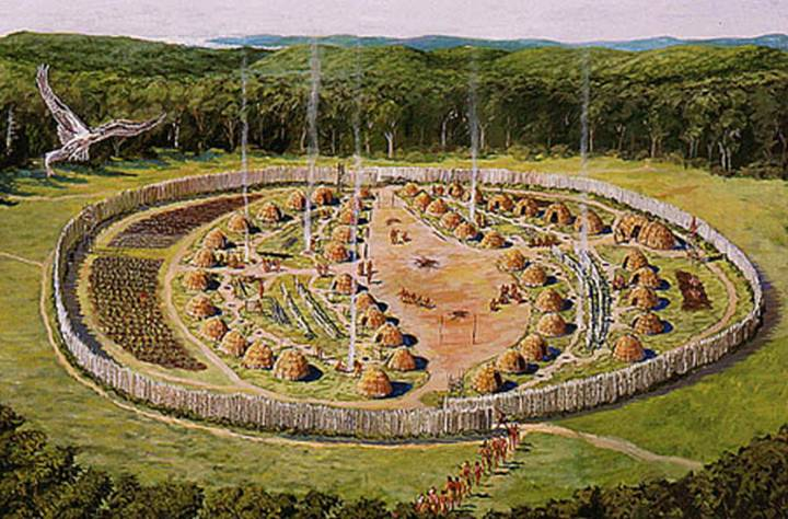 MARCH of HISTORY by Richard Wall: Early English Colonies