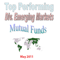 Top Performing Emerging Markets Stock Mutual Funds 2011