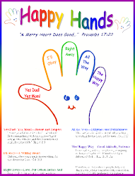 Happy Hands Parenting Poster