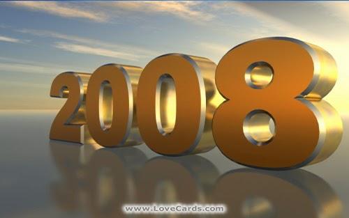 المذكرات الوزارية لسنة 2008