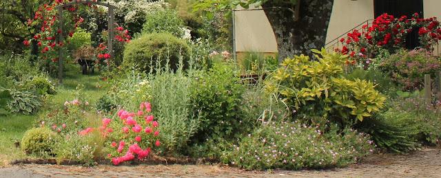 Doubs Jardin: massif n°4